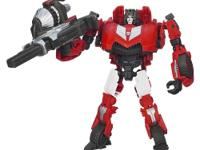 SIDESWIPE could have been a legend. Before the war, he