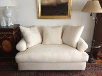 Price reduced! This loveseat was originally purchased