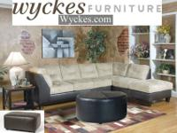 Transitional Sectional Sofa Sets $699Wyckes Furniture 4