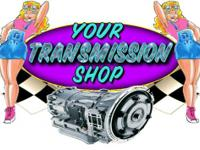 YOU NEED NEW TRANSMISSION, WE REPAIR TRANSMISSIONS AND