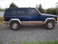 Transportation! , 1993 Jeep Cherokee, 4 wheel drive,