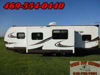 This great 30ft Bumper pull travel trailer for sale is