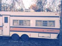 I have travel camper for sale everythink work great no