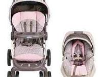 I have a Graco Elyse travel system (stroller, infant