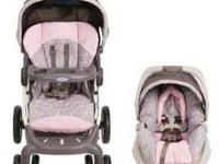 I have a infant car seat, with base and the large