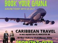 I have the best deal to Africa Ghana Call us  or