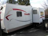 2007 Prowler Classic travel trailer by Fleetwood, 24