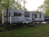33' travel trailer this is a must see and you will fall