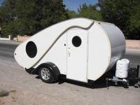 2009 Hi-Lo Mojo tear drop travel trailer for sale. This