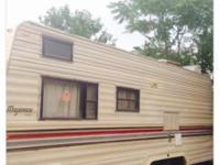 1988 camper or deer lease trailer 24 ft $2900.00 cash