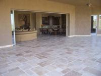 TRAVERTINE VERSAILLES PATTERN This is an UNBEATIBLE