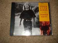 I have a travis tritt super hits series cd for sale