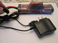 Traxxas #2926 8.4 V 3000mah 7 Cell RC Car Battery and