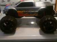 I'm saleing a 3908 Emaxx which is the brushless truck