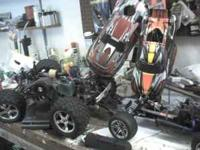 The Rustler w/ Traxxas 2.5 Racing Engine (Car Model