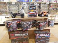 Buggy or truggy, come down to High Fly Hobbies in
