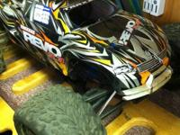 FOR SALE TRAXXAS STADIUM TRUCK REVO 3.3  Monster