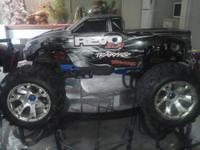 Traxxas Revo 3.3 combines legendary performance with
