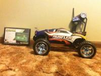 I have a traxxas rustler with a velineon waterproof