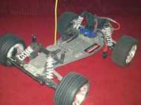 I have a Traxxas Rustler hobby car for sale $350 or