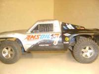 I have a traxxas slash two wheel drive, brand new