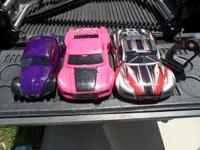 Traxxas Slash 2wd stock approx one year old. It was my