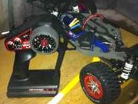 Traxxas slash 4x4 two months old maybe 15 runs. Has rpm