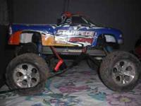 i have a traxxas stampede it has a speed gems 2 motor