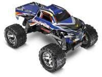 Traxxas Stampede that is 4 months old and has about 4