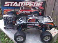 I have a Traxxas Stampede for sale.  It has all