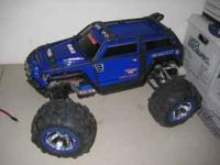 Traxxas summit bought new 2/28/11 ( have receipt) Truck