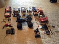 I have a traxxas tmaxx 4x4 2.5r there are 6 bodies that