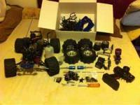 Trying to sell my Tmaxx 3.3 with extras . I have grip