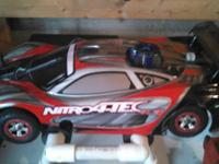I have a Traxxas 4-Tec 3.3 RTR it runs well and I clean