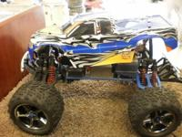 HEY GUYS,   WE ARE NOW SELLING A  TRAXXAS RC TRUCK WITH
