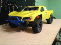 I have a traxxas lower utmost 4x4 with a great deal of