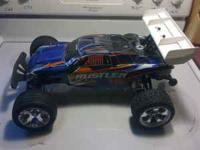 Im saleing a custom Traxxas 3707 Rustler VXL it comes