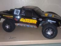 I am selling my RTR 8 months old Traxxas slash VXL