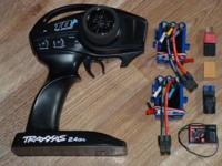 Traxxas Radio Controller with Receiver TQi 6509x - (2)
