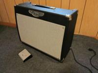 Great sounding, effective tube amplifier for sale. This
