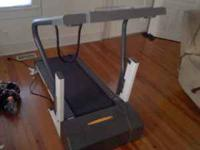 It is a Weslo Cadence EXI6 treadmill. Used very little