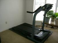 Image 10.0 Treadmill, runs great, looks new, has