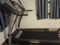 I have a 1 yr old Gold's Gym Crosswalk 570 Treadmill I