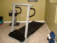 Vision Fitness treadmill model T7400 in excellent