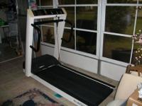 This is a custom LANDIS treadmill for sale, it is a
