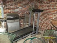 I HAVE A GENTLY USED TREADMILL FOR SALE.PAID 800.00 FOR