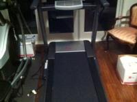 TREADMILL FREEMOTION 770 INTERACTIVE WITH 10""
