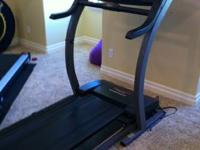 FOR SALE -INTERACTIVE TREADMILL PRO-FORM 750 CS IN