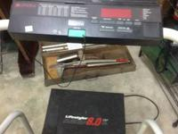 Lifestyler 8.0 ESP treadmill, great condition. Valued