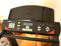 This Landice L7 Cardio Trainer is the top of the line